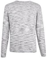 Burton Mens Only and Sons Blue Abacas Crew Neck Jumper*