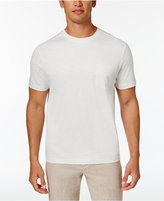 Tasso Elba Men's Heathered Cotton Pocket T-Shirt, Only at Macy's