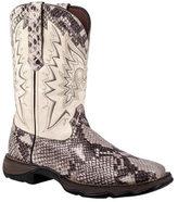 "Durango Women's Boot RD031 10"" Snake Oil Western"