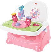 Fisher-Price Booster High Chair - Pretty in Pink Elephant
