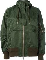 Sacai MA-1 bomber jacket