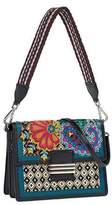 Etro Paisley Mixed Crossbody Bag