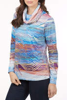 FDJ French Dressing Winter Sunset Top