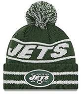 New Era Mens VINTAGE SELECT KNIT CUFF NEW YORK JETS