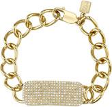 Sheryl Lowe 14K Gold Diamond Bracelet
