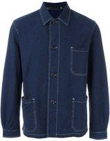 Paul Smith seersucker chore jacket