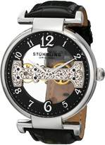 Stuhrling Original Men's 667.01 Legacy Analog Display Mechanical Hand Wind Watch