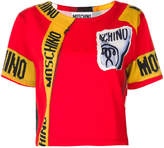 Moschino logo T-shirt with graphic print