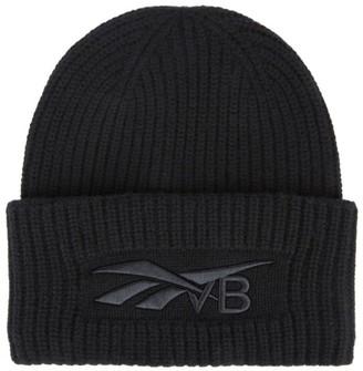 Reebok x Victoria Beckham Logo Beanie Hat