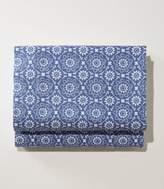 L.L. Bean 280-Thread-Count Pima Cotton Percale Sheet, Flat Print