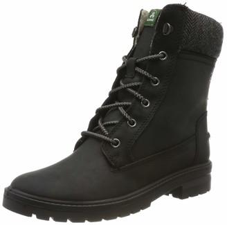 Kamik Women's Rogue Snow Boots (Black-Noir) 6 UK (39 EU)
