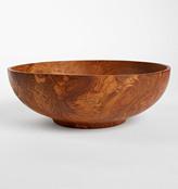 Rejuvenation Teak Wood Bowl