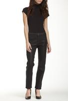 NYDJ Coated Stretch Skinny Jean (Petite)