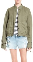 Frame Women's New Linen Jacket