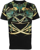 Marcelo Burlon County of Milan cobra print T-shirt - men - Cotton - XXS