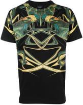 Marcelo Burlon County of Milan cobra print T-shirt