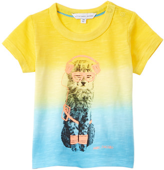 Little Marc Jacobs Snap T-Shirt