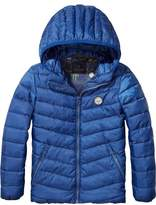 Scotch & Soda Lined Puffer Jacket