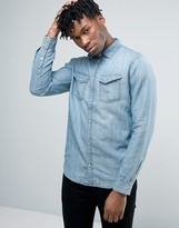 Pepe Jeans Western Denim Shirt