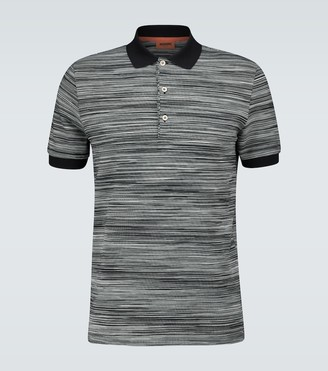 Missoni Short-sleeved polo shirt