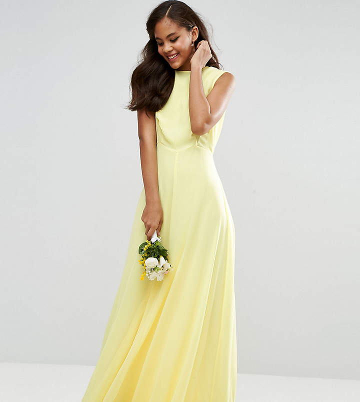 Asos Tall TALL Wedding Maxi Dress