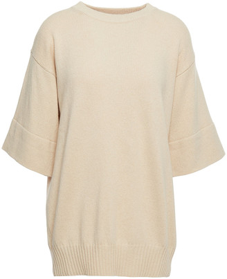 See by Chloe Split-back Wool-blend Top