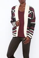 Billabong Slopeside Cardigan Sweater