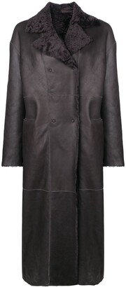 S.W.O.R.D 6.6.44 Reversible Double-Breasted Coat