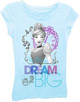 Freeze Disney Cinderella Cancun 'Dream' Tee - Girls