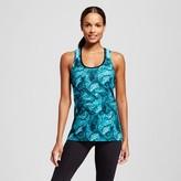 Champion Women's Run Singlet - Turquoise