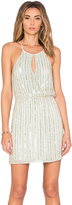 Parker Norden Embellished Dress