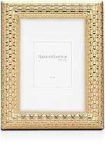 Reed & Barton Watchband Gold Frame, 4 x 6