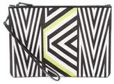 MCM Limited Edition Tobias Rehberger Zip Pouch