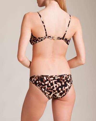 Roberto Cavalli Turtle Strass Trikini