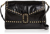 Marc Jacobs Envelope Studded Leather Shoulder Bag