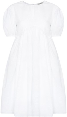 Cecilie Bahnsen Thelma blossom cloque dress