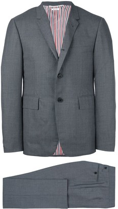 Thom Browne Classic Plain Weave Suit in Super 120s Wool