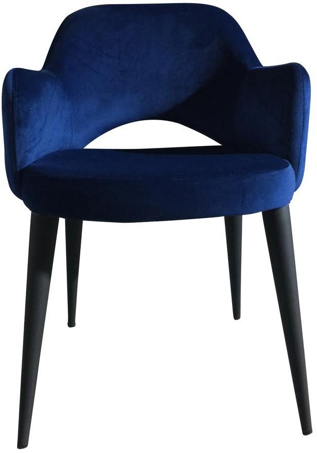 Future Classics Furniture Maestro Dining Chair Navy Velvet