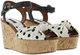 Dolce & Gabbana Wedge Sandals