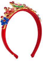 Dolce & Gabbana Mambo motif hair band