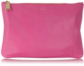 Fine Envelope Leather Clutch