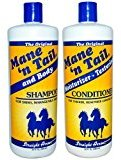 Mane 'N Tail Combo Deal Shampoo and Conditioner, 32-Ounce (Pack 3) , Mane-lu