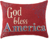 JCP HOME JCPenney HomeTM God Bless America Oblong Decorative Pillow