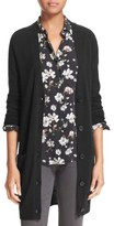Equipment 'Kathy' V-Neck Cashmere Cardigan