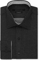 Sean John Classic/Regular Fit Men's Dot Print Classic-Fit Dress Shirt