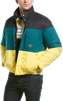 Woolrich Colorblock Down Jacket