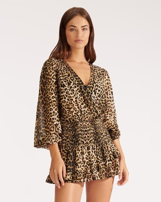 Veronica Beard Kynance Cover-Up Dress