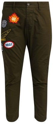 DSQUARED2 Sexy Fit Cargo Trousers