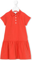 Burberry polo dress - kids - Cotton - 4 yrs