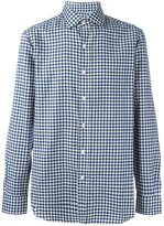 Salvatore Piccolo checked classic shirt - men - Cotton - 43